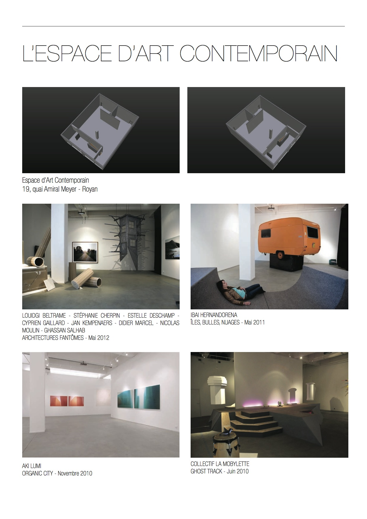 Espace Arts Contemporains
